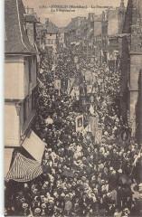 Josselin Procession Du 8 Septembre - Josselin