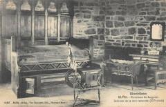 Elven Forteresse Largouet Interieur - Elven