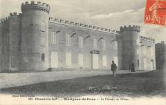 Marignac De Pons Chateau De Gibeau - Marignac