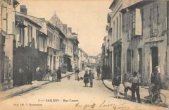 Saujon Rue Carnot - Saujon