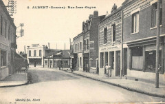 Albert Rue Jean Guyon - Albert