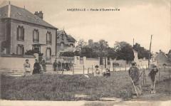 Angerville Route D'Ouestreville - Angerville