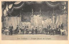 Paris XVIIe Les Colibris Troupe Royale De Liliput Nains - Paris 17e