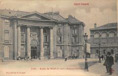 Ecole de Droit - Place du Panthéon - Paris 5e