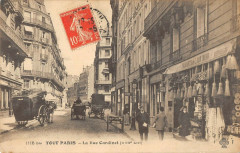 La Rue Cardinet 75 Paris 17e