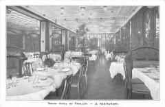 Paris Xe Grand Hotel Du Pavillon Le Restaurant Rue De L'Echiquier - Paris 10e