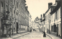 Lisieux Rue Du Bouteiller - Lisieux