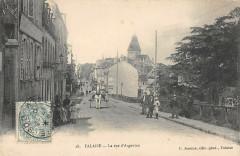 Falaise La Rue D'Argentan - Falaise