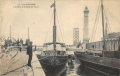 Ouistreham L'Arrivee Du Bateau Du Havre - Ouistreham