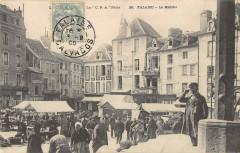 Falaise Le Marche - Falaise