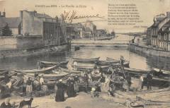 Isigny Sur Mer La Flotille De Peche - Isigny-sur-Mer