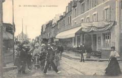 Luc Sur Mer La Rue Grand Orient - Luc-sur-Mer