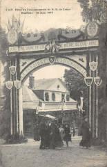 Honfleur Fetes Du Couronnement De N.d.de Grace Honfleur 1913 - Honfleur
