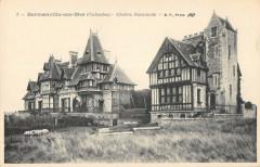 Hermanville Sur Mer Chalets Normands - Hermanville-sur-Mer