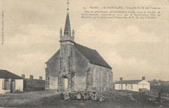 La Garnache Chapelle N.d.des Victoires - La Garnache
