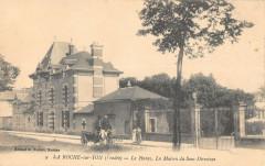 La Roche Sur Yon Le Haras La Maison Du Sous Directeur - La Roche-sur-Yon