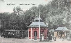 Maubeuge Octroi Porte De France - Maubeuge