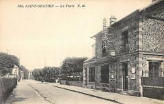 Saint Gratien La Poste - Saint-Gratien