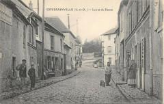 Goussainville La Rue Du Bassin - Goussainville