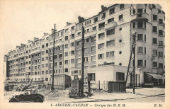 Arcueil Cachan Groupe Des H.B.M. 94 Arcueil