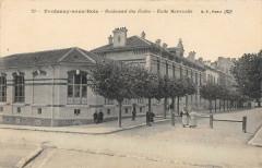 Fontenay Sous Bois Boulevard Des Ecoles Ecole Maternelle 94 Fontenay-sous-Bois