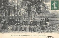 Villepinte  Sanatorium A L'Arrivee Du Courrier - Villepinte