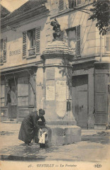 Gentilly La Fontaine - Gentilly