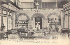 Arcueil Maison De Retraite St Joseph Les Cuisines 94 Arcueil