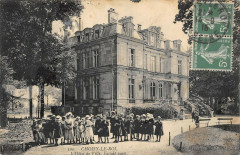 Choisy Le Roi Hotel De Ville Facade Ouest (cliché pas courant - Choisy-le-Roi