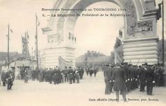 Exposition Internationale de Tourcoing 1906 - La Réception du Président de la République - Tourcoing