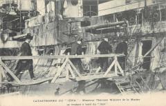 Catastrophe Du Iena Monsieur Thomson Ministre De La Marine - Mons