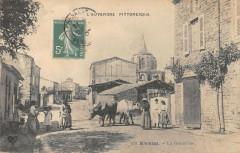 Ennezat La Grand Rue - Ennezat