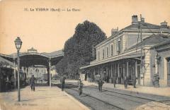 Le Vigan La Gare - Le Vigan
