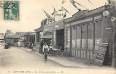 Lion Sur Mer La Terrasse Du Casino - Lion-sur-Mer