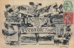 Trouville Souvenir De Trouville Sur Mer - Trouville-sur-Mer