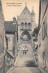 Beaumont Sur Oise EscalierSaint-Laurent - Beaumont-sur-Oise