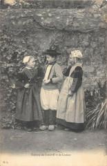 Enfants De Guiscriff Et De Lorient - Guiscriff