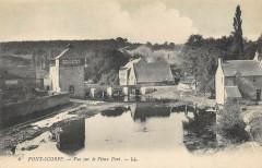 Pont Scorff Vue Sur Le Vieux Pont - Pont-Scorff