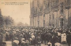Chateau De Josselin Jour De Pelerinage - Josselin