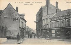 Albert La Rue De Bapaume - Albert