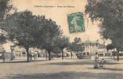 Jarnac Place Du Chateau - Jarnac