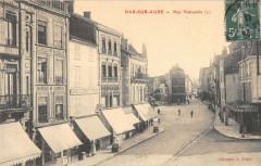 Bar Sur Aube Rue Nationale - Bar-sur-Aube