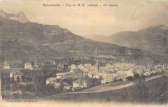 Barcelonnette Vue Du Nord Est - Barcelonnette