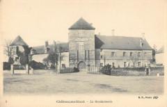 Chateaumeillant Gendarmerie - Châteaumeillant