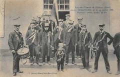 Le Petit Conscrit De Mauves Julien Touchard - Ri
