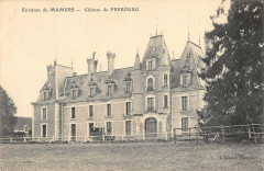 Environs De Mamers Chateau De Frebourg - Mamers