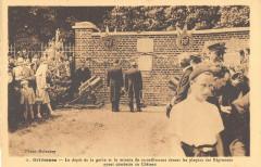Grivesnes Le Depot De La Gerbe - Grivesnes