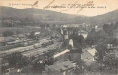 St Sulpice Lauriere Gare Depot - Laurière