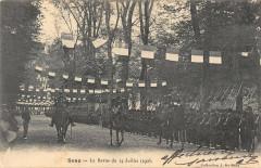 Sens Revue Du 14 Juillet 1906 - Sens