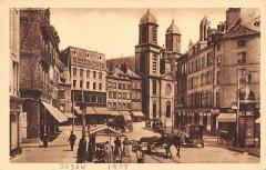 Avenue Crussy - Sedan
